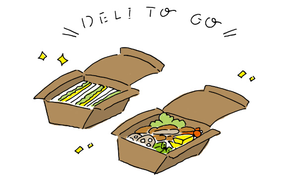 DELI TO GO