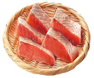 商品写真:いろいろ使える骨取り秋鮭の切身