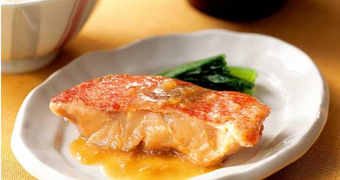 煮物 赤 魚